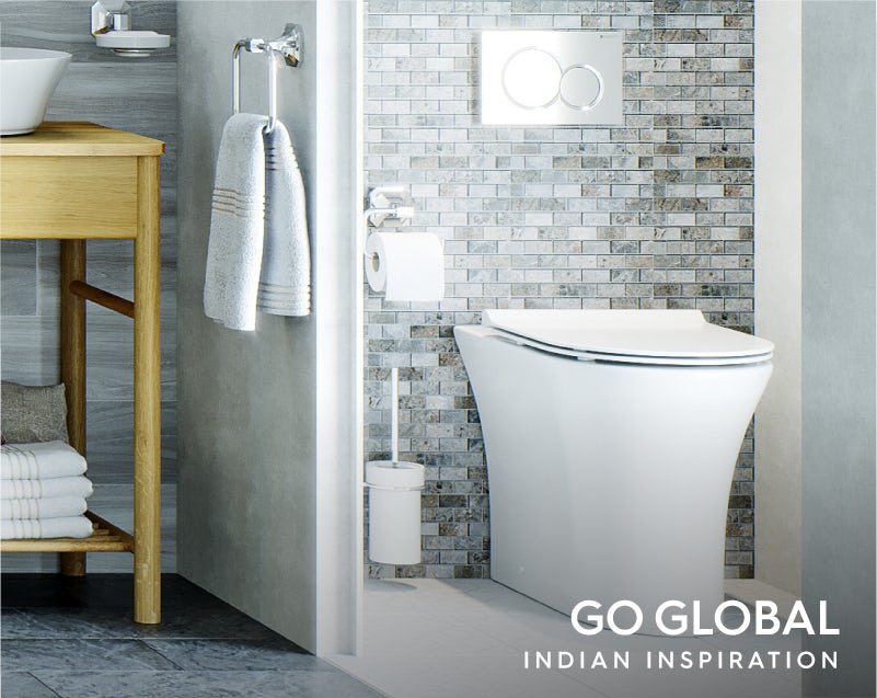 Get the look: Go Global—India toilet