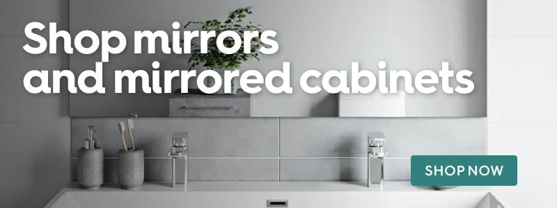 Shop mirrors and mirrored cabinets