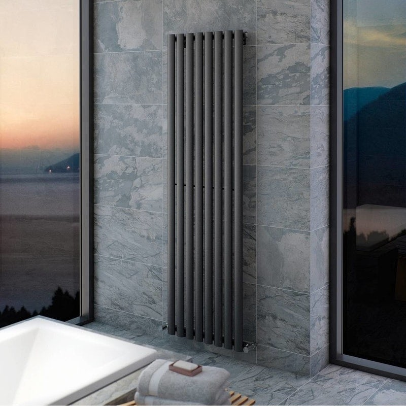 Mode Tate single vertical radiator