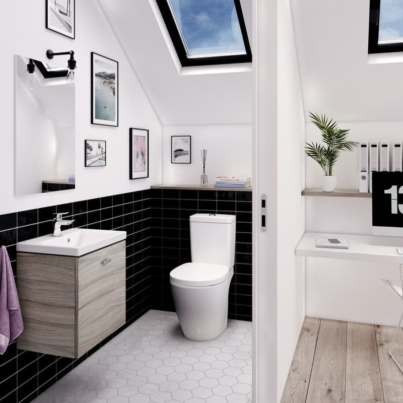 Ideal Standard Concept Space bathroom range