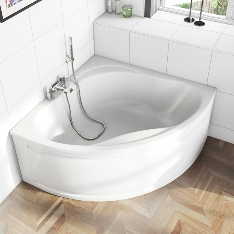 Orchard Wharfe corner bath 1200 x 1200