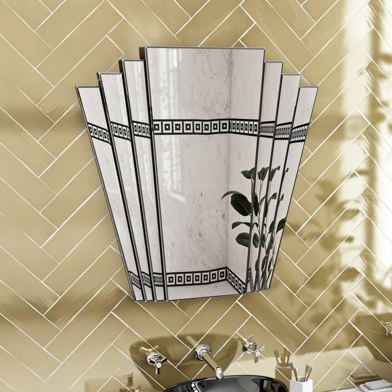 The Bath Co. Beaumont bathroom mirror 800 x 800mm