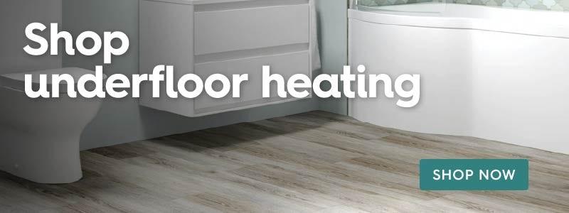 Shop underfloor heating