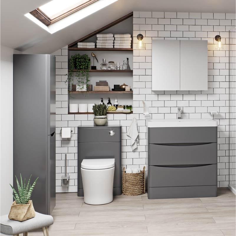 Adler bathroom furniture