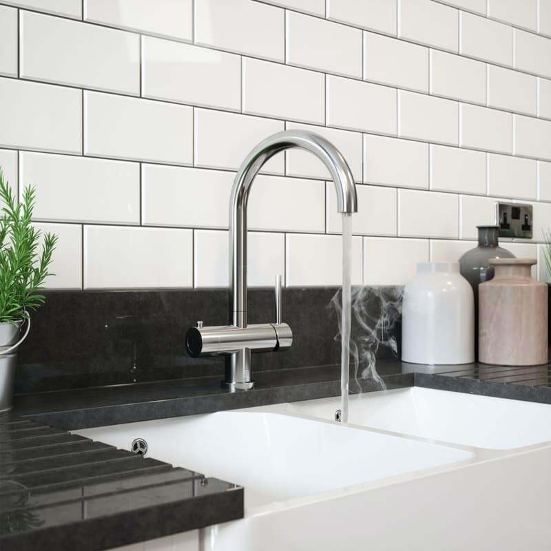 Schön Ramsey 3 in 1 boiling water kitchen tap