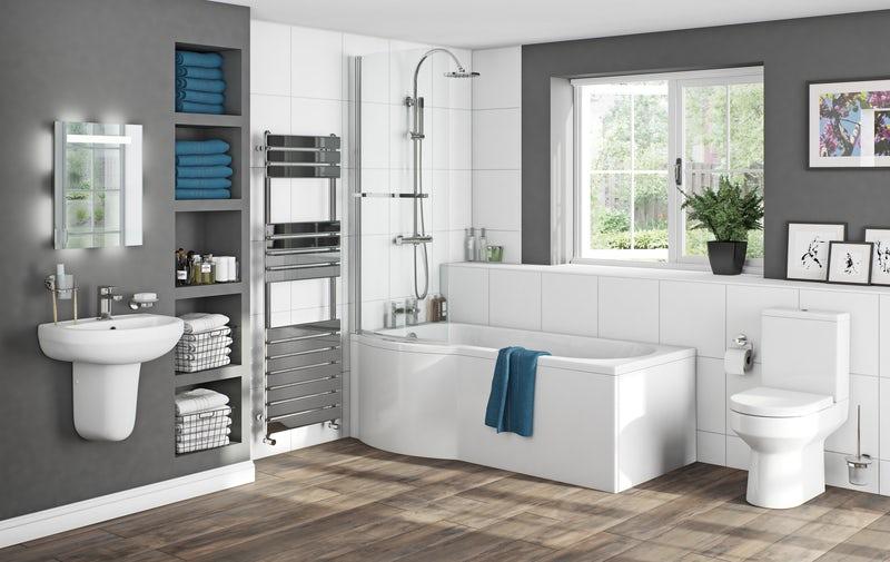The perfect family bathroom?