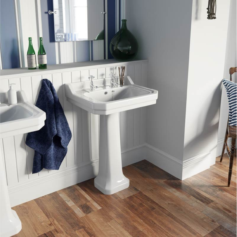 The Harbour nautical style rich wood