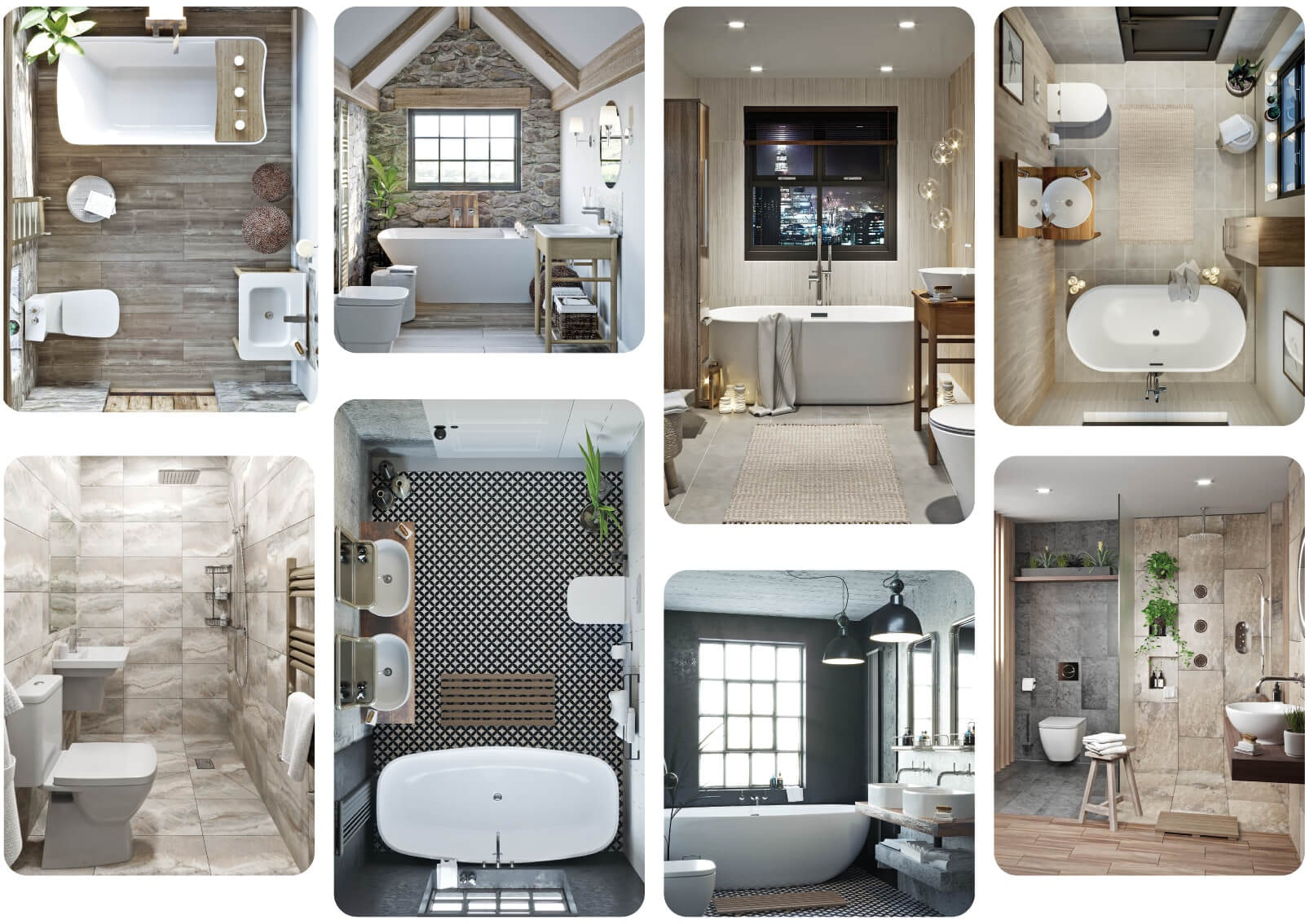Nice small bathroom inspiration