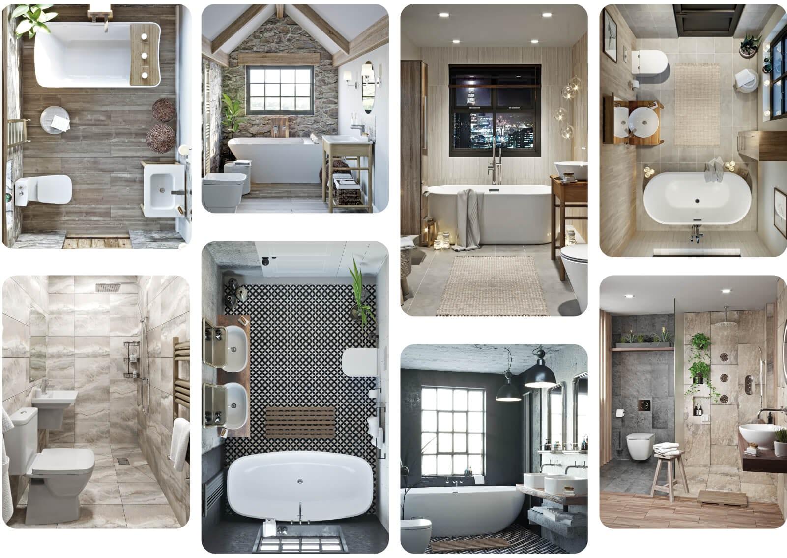 Nice small bathroom inspiration