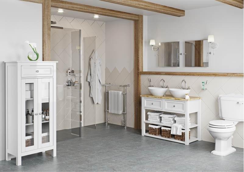 Marlow bathroom furniture