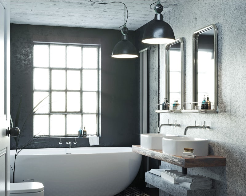 Get the Look: Soft Industrial