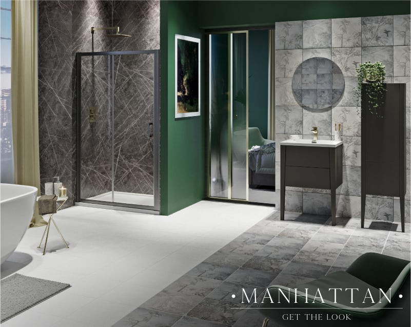 Get the look: Manhattan