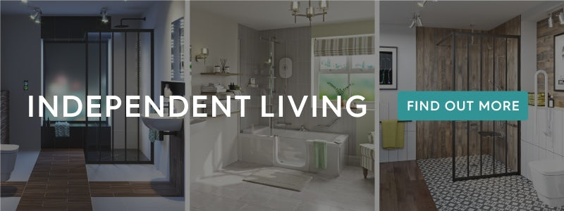 Find out more about Independent Living bathrooms