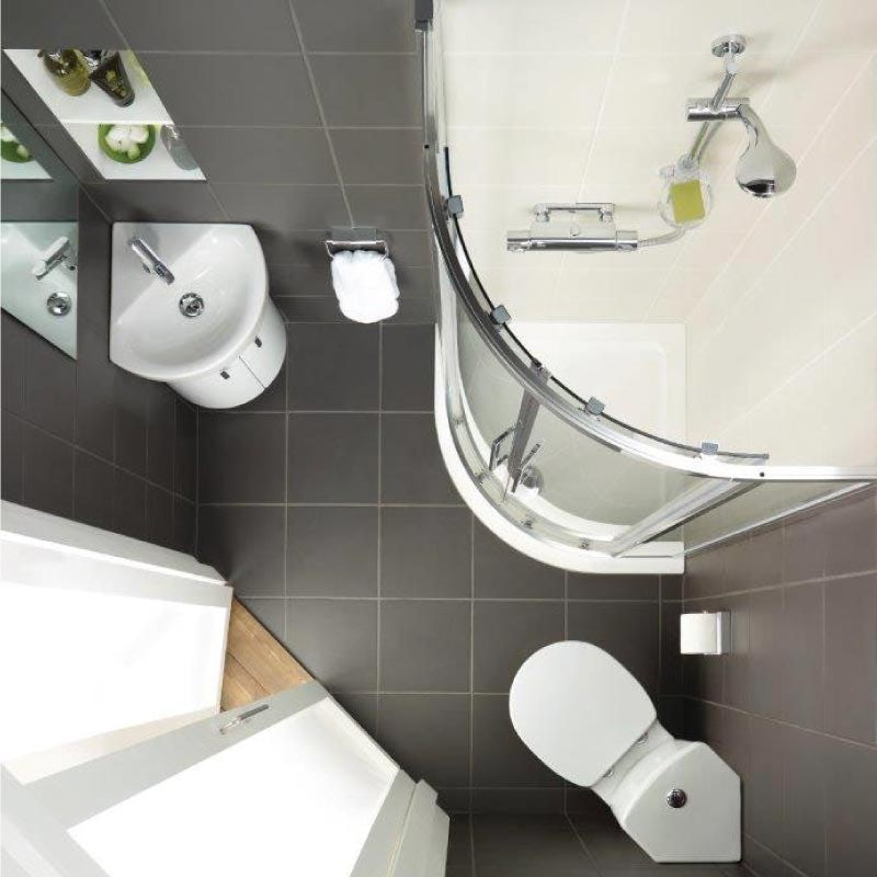 Space-saving bathroom ideas with the Ideal Standard Concept Space range