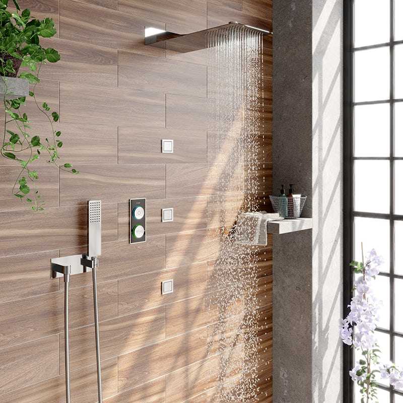Ando waterfall shower head