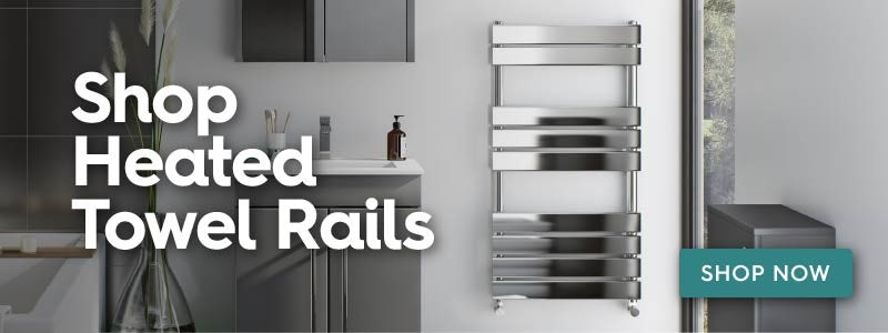 Shop heated towel rails