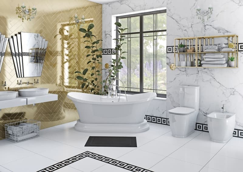 Beaumont bathroom suite collection