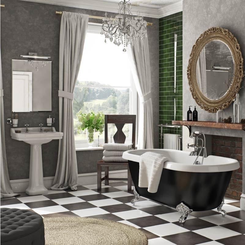 Vintage Chic bathroom