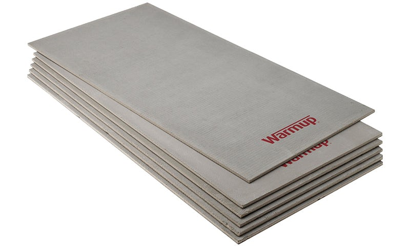 Warmup underfloor heating insulation board