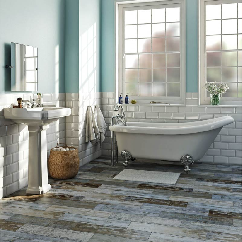 The Bath Co. Traditional single ended slipper bath