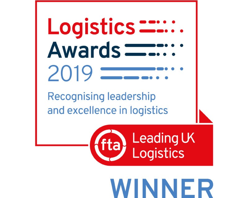 VictoriaPlum.com FTA Logistics Most Innovative Company of the Year 2019