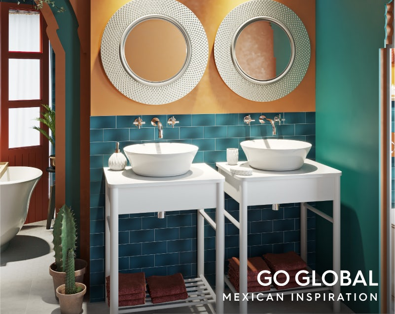 Get the look: Go Global—Mexico basins