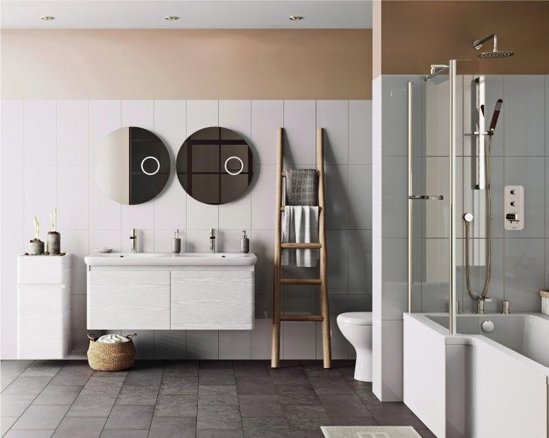 Spiced Honey bathroom colour ideas