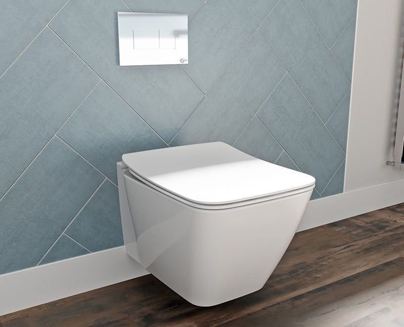 Ideal Standard Strada II wall hung toilet