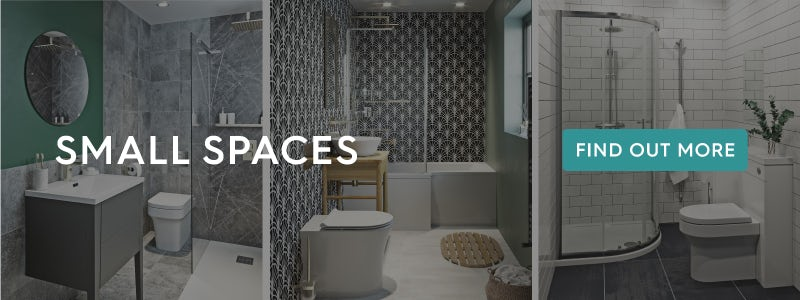 Find out more about Small Spaces
