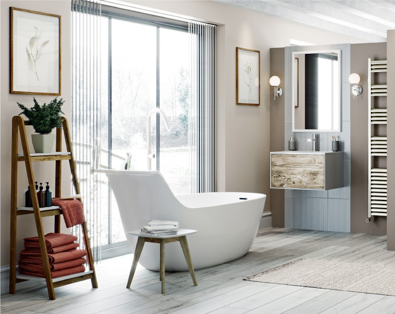 Mink bathroom colour ideas