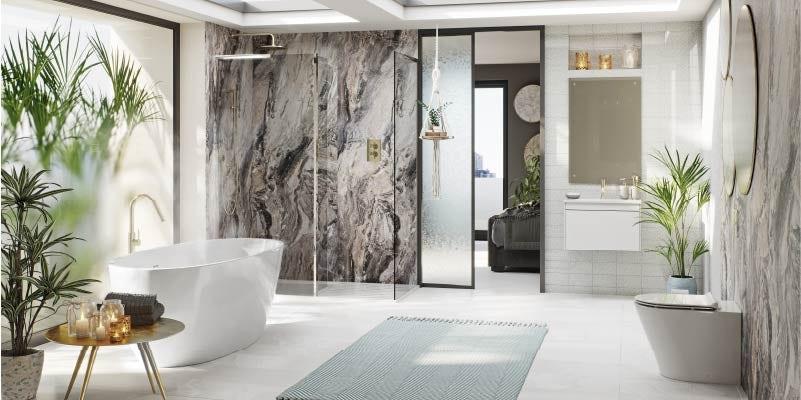 Ritual Retreat bathroom ideas