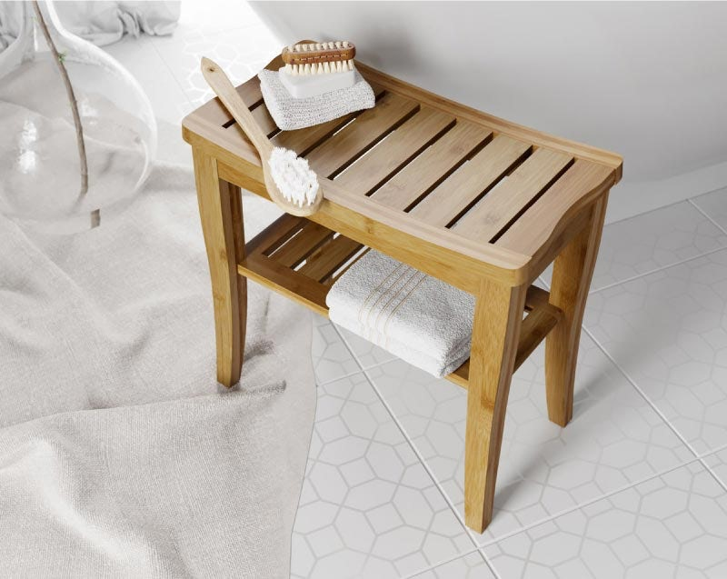 Accents Bamboo bench