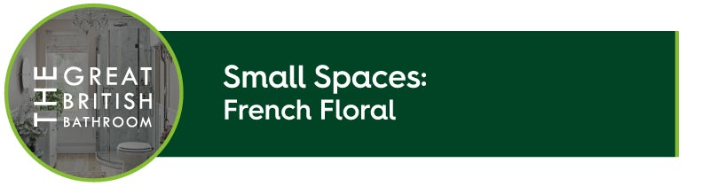 Small Spaces: French Floral