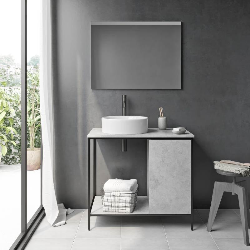 Bergne bathroom furniture