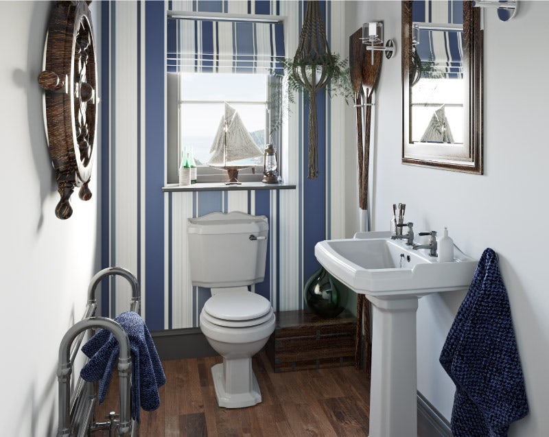 Coastal bathroom ideas
