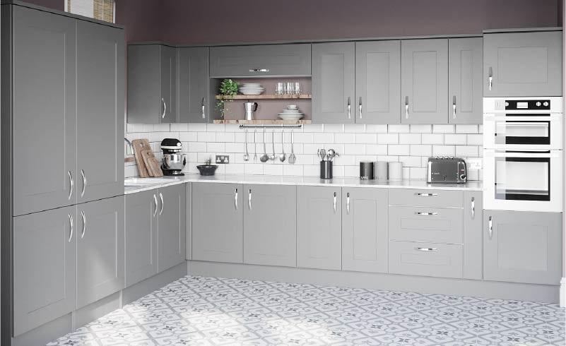 Beautiful kitchen worktops from Victoria Plum