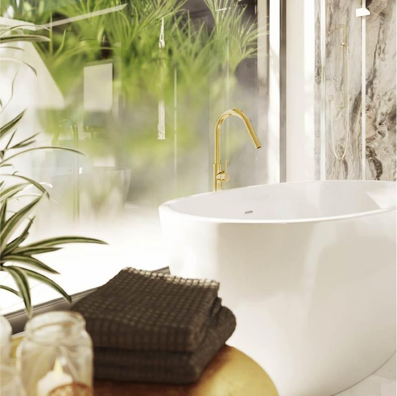 Ritual Retreat bathroom accessories