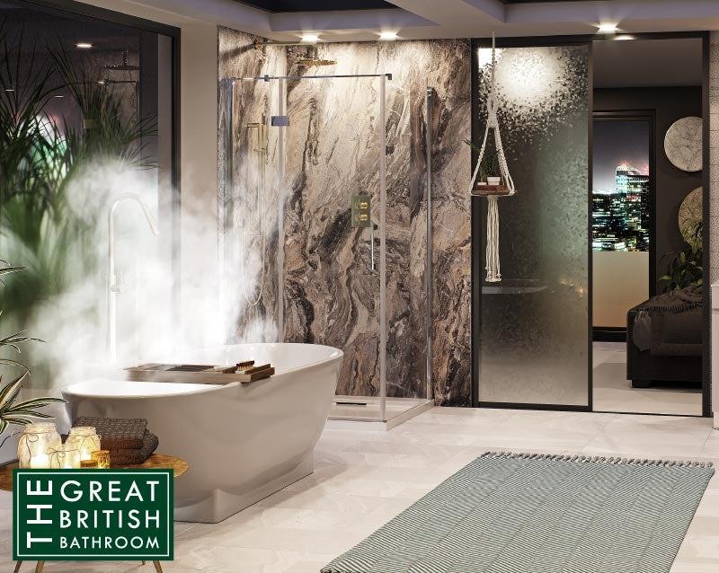 Ritual Retreat bathroom