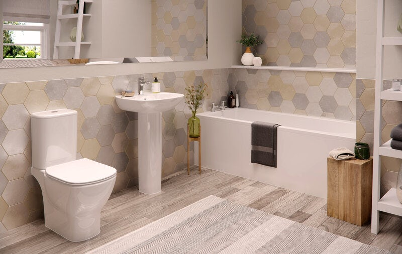 Ideal Standard Tesi bathroom suite