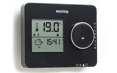Warmup Tempo underfloor heating thermostat