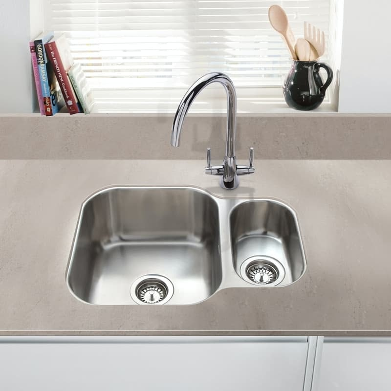 Kitchen sinks at Victoria Plum