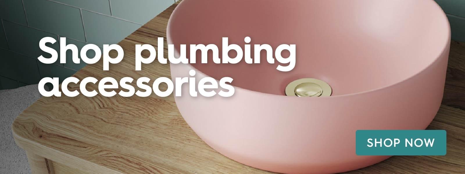 Shop plumbing accessories