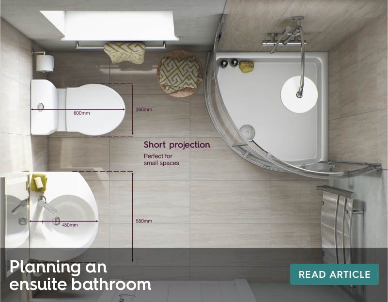 Planning an ensuite bathroom