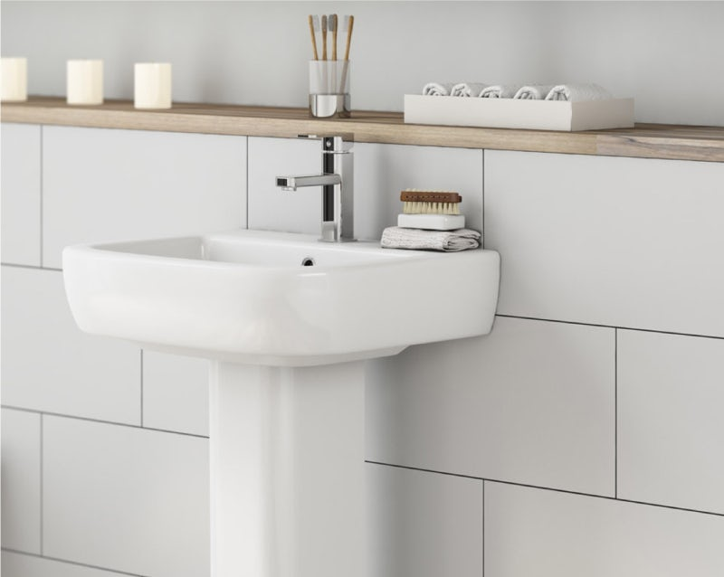 Removing your basin