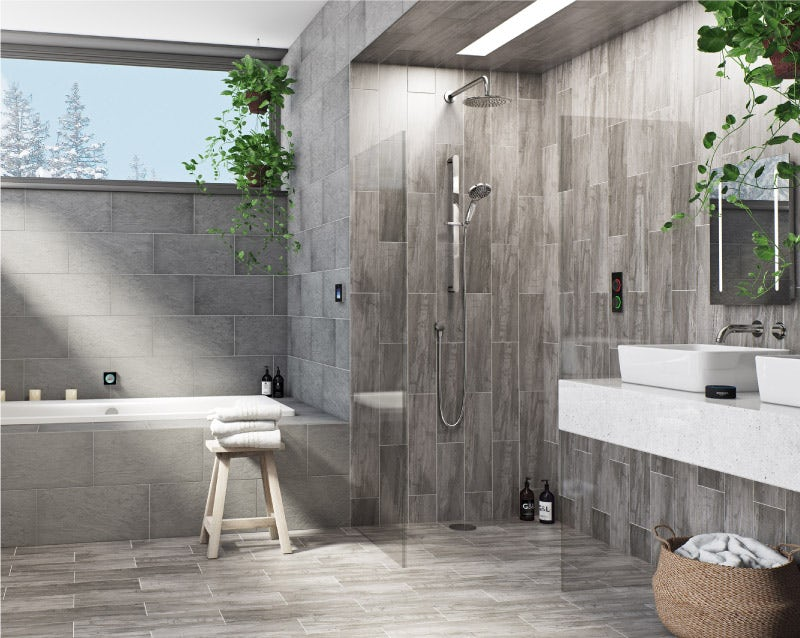 Plants for the bathroom