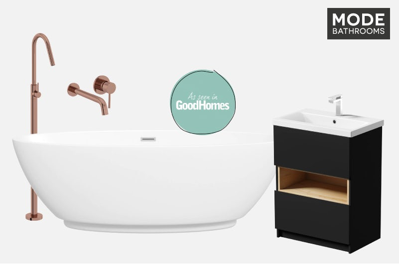 Good Homes Mode Bathrooms