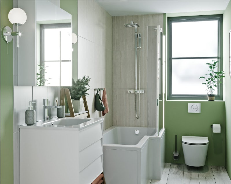 Langley tile range
