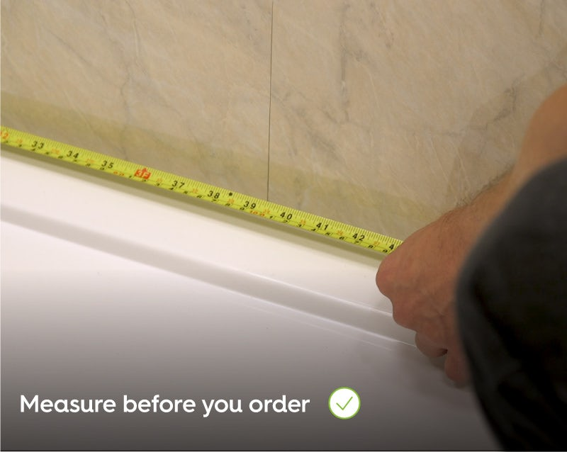 Measure before you order