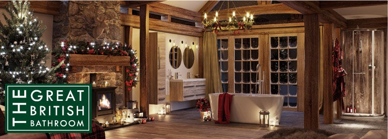 The Lodge bathroom