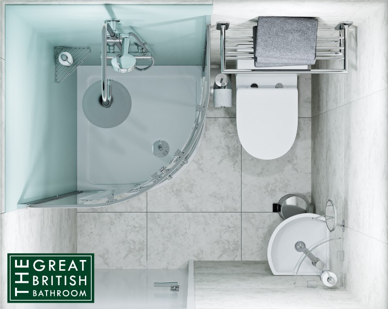How Small Can A Bathroom Be Victoriaplum Com